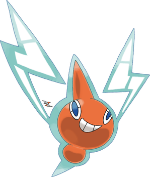 Rotom by Xous54