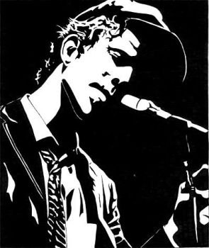 Tom Waits 1 by queen-ink