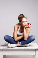 apple by ccconvoitise