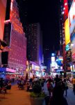 Time Square by Ume7Stock