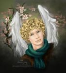 Julian - Scholar Angel by barananduen