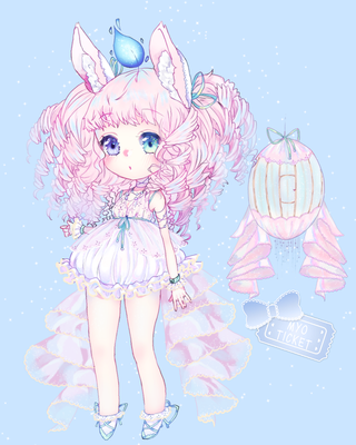 CLOSED CandleDoll - Easter Candy+MYO by Awato