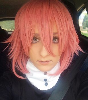 Crona cosplay by Hyuugalover88