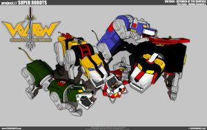 Voltron - The Five kitties 2 by cosedimarco
