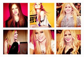 15 icons Avril Lavigne by confidencelove