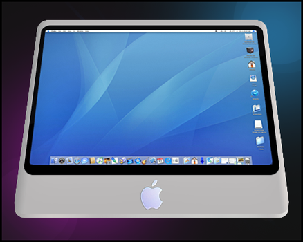 MAC Book Touch V2 by White--Paws