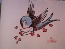 bird with 3 letters bmth mini banner by flyleafxpiano on deviantart 37097
