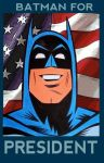 Batman for President by raenshaffer