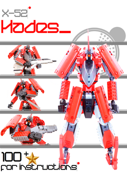 X-52 Hades by Evil-Cozmo