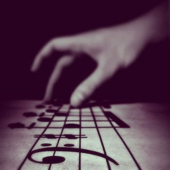 touching music by Writto