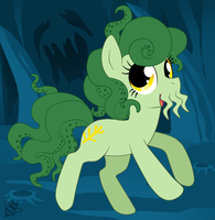 Pony from Deep R'lyeh by CatbeeCache