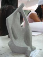 My 1st statue by koo178