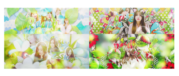 [ Pack PSD ] Happy 600+ Watchers by LuHannie1071999