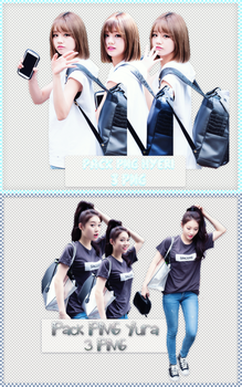 Pack PNG #91 #92: HyeRi and Yura by jimikwon2518