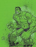 HULK STRONGEST THERE IS by JoeyVazquez