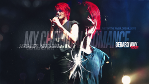 Gerard Way danger days_wallpaper by aquite
