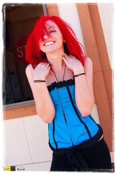 More Upside down corset by alexchristine