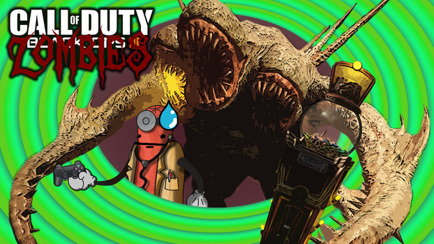 Dr Sausage BO3 Zombies: Margwas want my Gobblegums by WallowBlacklake