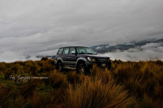 Toyota 4x4 Offroad by IVAN-77