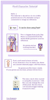 Pixel Character Tutorial by Gurinn