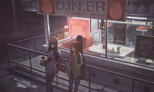 Night Diner by Klegs