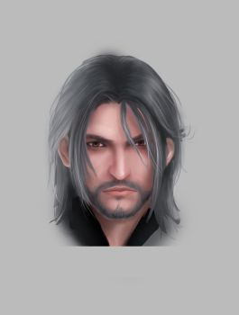 Noctis Study by 8Bpencil