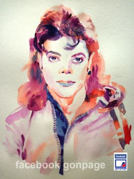 Mj by gonpage