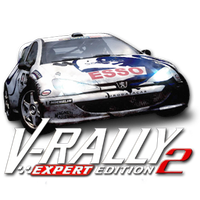 V-Rally 2 Custom Icon by thedoctor45