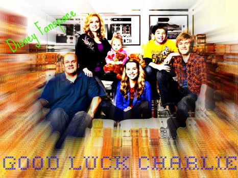 Good Luck Charlie Cast Edit by LaiLaiRiss72