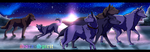 The Pack by The-Dread-Heart