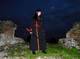 Yu Kanda - In the darkness by SixthIllusion