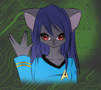 Live Long and Prosper by ManaMagician