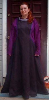 Sideless Surcoat with underdress by Neecychu