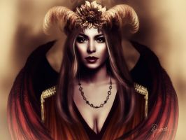 The Queen by Adriana-Madrid
