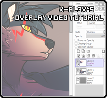 Overlay Video tutorial by x-AL3X