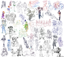 Breaksketch Compilation 5 by Robaato