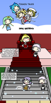 Touhou Tales Snow Whiterock Part 1 by TouhouCommoner
