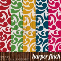 Pattern Paper Series 1, part c. by harperfinch