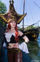 Miss Fortune Cosplay - My boat by Galuren