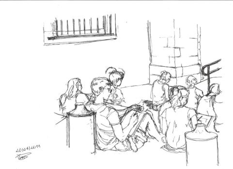 Drawing class 3 by universitaria