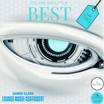 Lounge music cd cover by jtec1