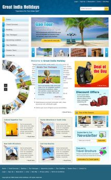 Greate India Holidays by webrohit