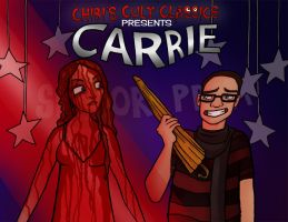 Carrie 1976 Review Card by DoctorChibi