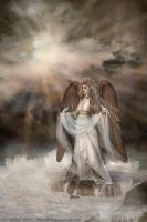 + Angel of Hope + by elisafox