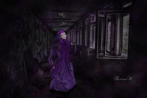 THE FORGOTTEN HALLWAY by KerensaW