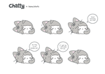 Chatty #41 by Daieny