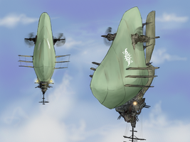 Aerial destroyer  Panola Manola by AoiWaffle0608