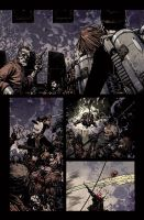 Wild Blue Yonder issue 3 page 20 Color by nelsondaniel