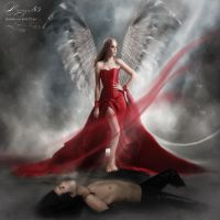 Angel of the Passion by Marazul45