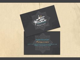 Davodi_Business_Card by NAKOOT